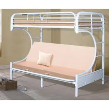 bedroom futon loft bed and bunk bed with futon