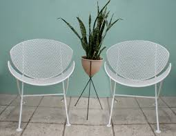 Patio Modern Furniture Marvelous Mid Century Patio Furniture With Rhan Vintage Mid