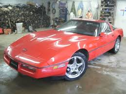 84 corvette value image gallery 1984 corvette pink