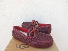 ugg australia blue chester sheepskin ugg australia driving moccasins s casual shoes ebay