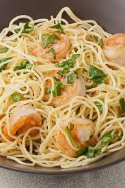 lemon pasta with roasted shrimp kitchme
