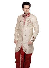 indian wedding dress for groom buy indian designer sherwani for dulha online india groom