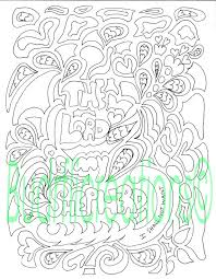 99 ideas psalm 23 coloring pages on coloringkidss download