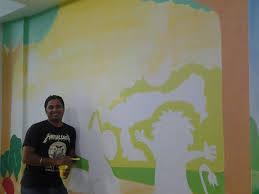Preschool Wall Decoration Ideas by Preschool Wall Painting