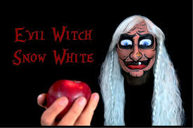 evil witch halloween makeup snow white youtube