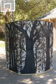 Elevated Bow Hunting Blinds Diy Bow Blinds Texasbowhunter Com Community Discussion Forums