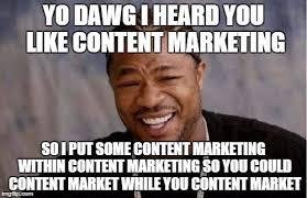 Marketing Meme - content marketing memes showcase message value quickly lynx