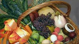 Making Gift Baskets Vegetable Gift Basket Ideas By Colorfulcandies Ifood Tv