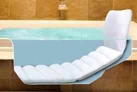 bathtub pillow bath pillows from bed bath beyond top 20 most por