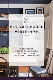 best white for cabinets and trim white dove by benjamin colour review jefford