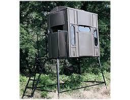 Deer Blind Elevators Box Blinds Deer Tower Blinds