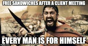 Business Meeting Meme - 5 memes every business consultant can relate to ibmployed