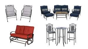 Patio Furmiture Top 10 Best Wrought Iron Patio Furniture Sets U0026 Pieces