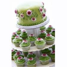 cupcake and cake stand cupcake tiered wedding cake cupcake weddings