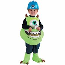 Halloween Costumes Sully Monsters Inc by Mike Candy Catcher Child Halloween Costume Walmart Com