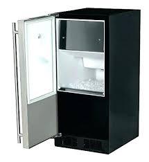 fridge red light kitchenaid superba ice maker blinking red light fridge machine not