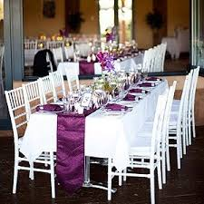 chemin de table mariage décoration de table mariage mariage idées