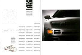 lexus uk brochures car ads and brochures 1995 nissan 300zx u2013 spannerhead