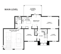 Family Floor Plans The Kimberly Shuster Custom Homes Floor Plans