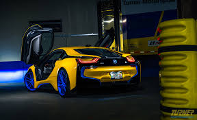 bmw i8 performance bmw i8 project car turner motorsport