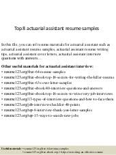 Actuary Resume Sample by Chaohua Wu Resume 2016 Actuarial Full Time