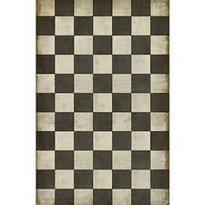 Checkered Area Rug Navy Green Botanical Hooked Area Rug 200 Liked On Polyvore