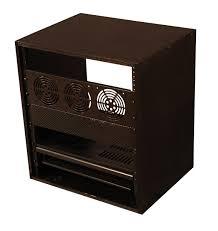 studio rack desk gator cases gr studio 12u 12u studio rack