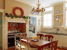 kitchen mantel ideas teal decorating ideas that add festive to your kitchen for mantle