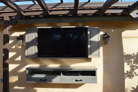 home design built in tv cabinet wall mounted with brown and 79