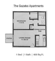 gazebo denton college apartment source