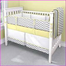 Grey And Yellow Crib Bedding Yellow Crib Bedding Sets Home Design Ideas
