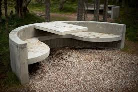 Concrete Patio Table Outdoor Patio Ideas As Patio Furniture And Great Concrete Patio