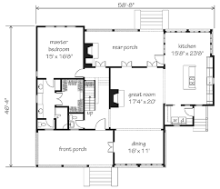 low country floor plans vintage lowcountry southern living house plans