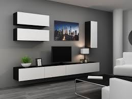 Wall Mounted Tv Cabinet With Doors Wall Units Amusing Tv Cabinet On Wall Flat Screen Tv Wall Cabinet