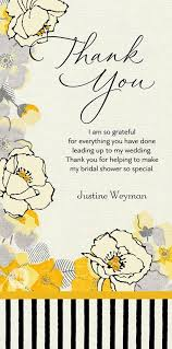 what to say in a wedding thank you card 54 best saying thank you images on gratitude thank