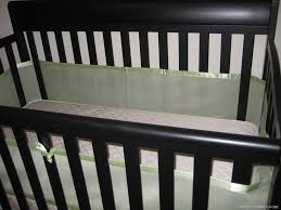 Baby Crib Bumpers Alternative To Crib Bumper Pads Creative Ideas Of Baby Cribs