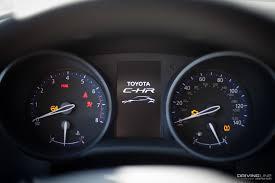 toyota chr interior driven 2018 toyota c hr drivingline