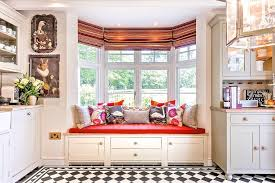 Bay Window Seat Kitchen Table by Bay Window Seats Kitchen Traditional With Bespoke Joinery China