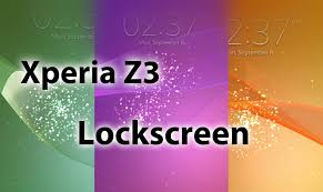 lock screen apk xperia z3 lockscreen app on any android device