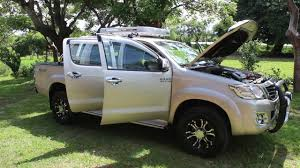 toyota hilux srv 2013 manual 3 0 tdi full extras 4x4 doble