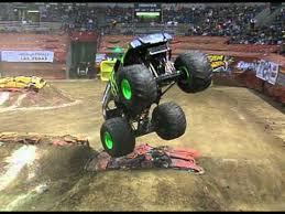 youtube monster trucks jam monster jam arena freestyle of the year nominee monster energy