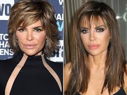 lisa rinnas hairdresser real housewives most dramatic hair changes people com