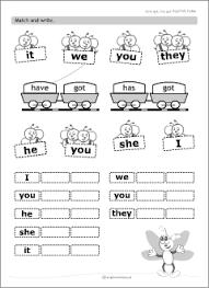 grammar worksheets printables for kids learning english