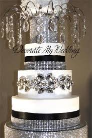 crystal wedding cake toppers the best cake 2017