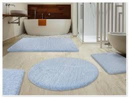 bathroom rug ideas light blue bathroom rugs design ideas householdpedia