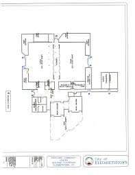 emergency exit floor plan template pritchard community center