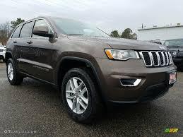 jeep grand cherokee laredo interior 2017 2017 walnut brown metallic jeep grand cherokee laredo 4x4