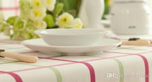 round table cloth covers new fashion style fabric table cloth covers european plaid