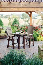 Amish Poly Outdoor Furniture by 76 Best Poly Furniture By Kloter Farms Images On Pinterest
