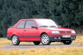 classic peugeot peugeot 309gti classic car review honest john